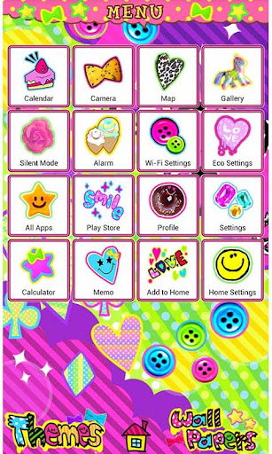 Cute Theme-Deco Pop- For PC Windows (7, 8, 10, 10X) & Mac Computer Image Number- 7