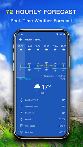 Weather - The Most Accurate Weather App 1.1.8 Screenshots 5