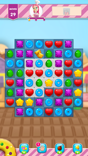 Candy Puzzle - Match 3 Game  screenshots 4