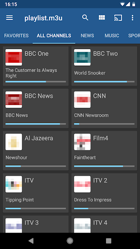 IPTV 5.4.6 Screenshots 1