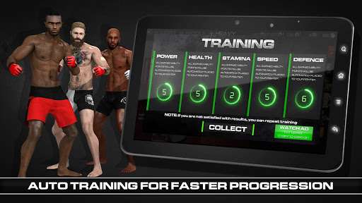 MMA Fighting Clash  screenshots 21