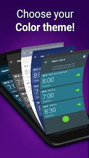 Alarm Clock with Ringtones for free