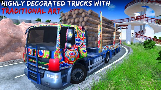 Pak Truck Driver 2 (Unlimited Money) 6