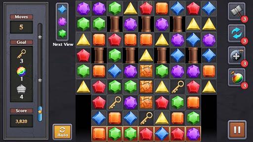 Jewelry Match Puzzle 1.2.8 screenshots 5
