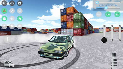 Car Parking and Driving Simulator 4.1 screenshots 6