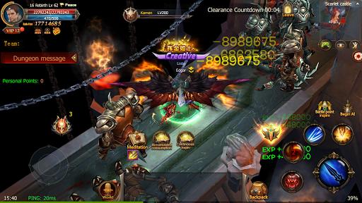 Mu Origin World - Revenge Awakening New MMORPG 9.80.01 screenshots 2