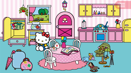 Hello Kitty Discovering The World 3.1 Screenshots 1