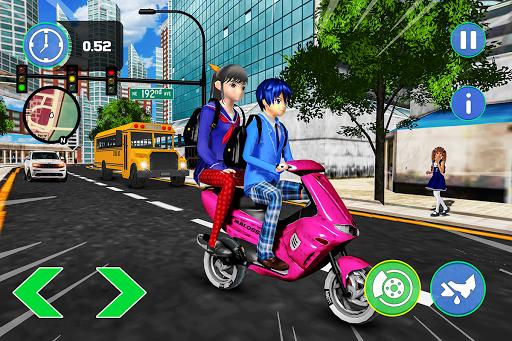 Virtual High School Life Simulator Offline 2020  screenshots 12