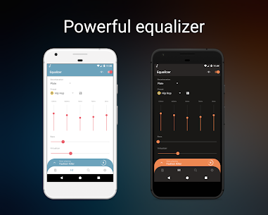 Frolomuse MP3 Player MOD APK (Premium /Paid Unlocked) Download 3