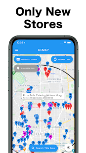 UEMAP - Restaurant Map
