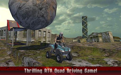 atv motocross quad trail galaxy screenshot 2