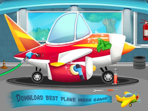 Kids Car Wash Service Auto Workshop Garage  screenshots 4