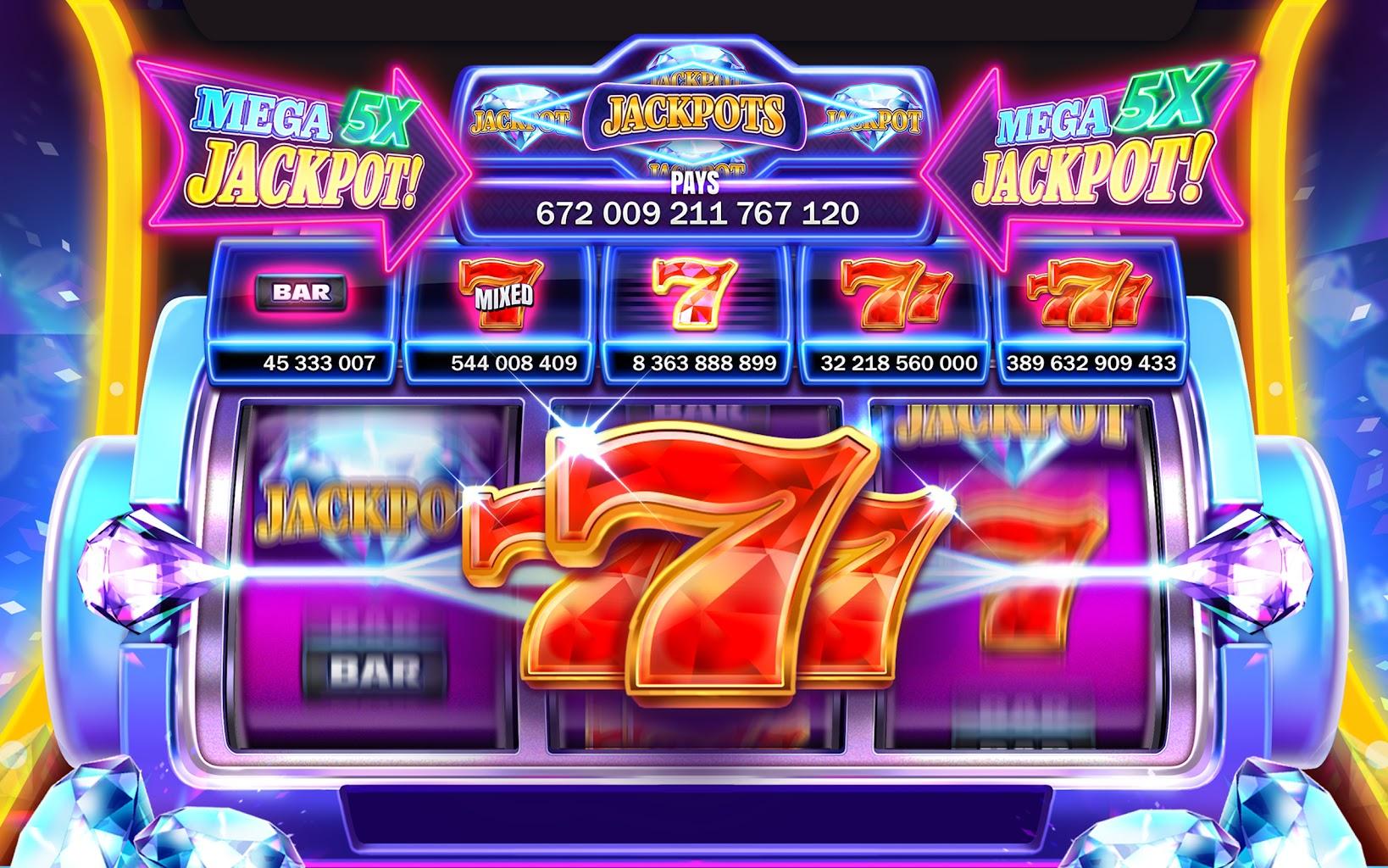 Huuuge Casino Update