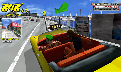 Crazy Taxi Classic android2mod screenshots 2