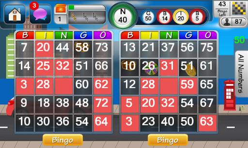Bingo - Free Game! 2.3.7 screenshots 1