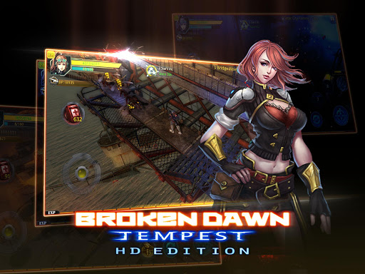Broken Dawn:Tempest HD apkpoly screenshots 9