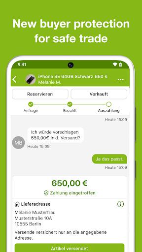 eBay Kleinanzeigen u2013 your online marketplace android2mod screenshots 2