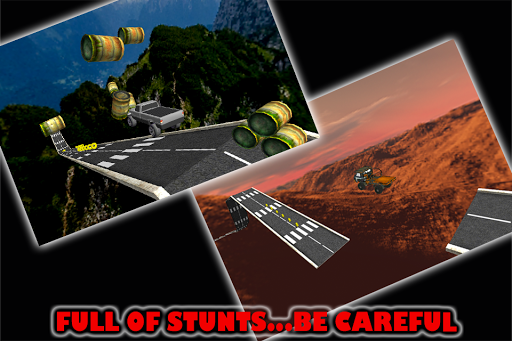 Stunt Car Parking Mania Free 1.5 screenshots 5