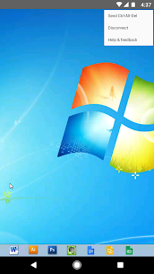 Chrome Remote Desktop 4