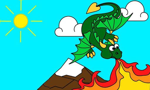 Drawing for Kids - Dragon 1.0.20 screenshots 2