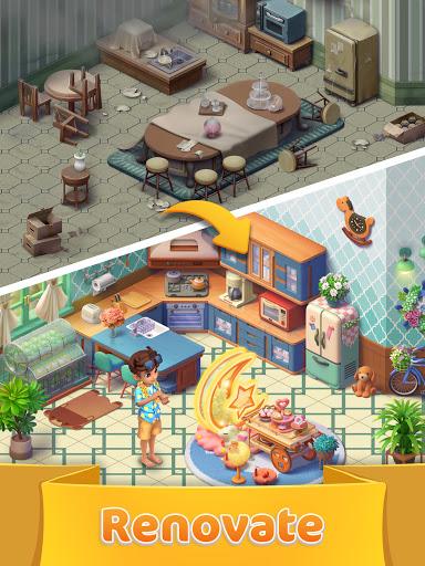 Jellipop Match-Decorate your dream islanduff01 7.8.6 screenshots 9