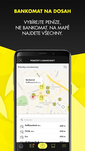 Mobilnu00ed eKonto Raiffeisenbank 3.9.2 Screenshots 10