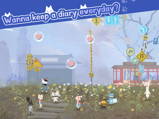 Cat Shelter and Animal Friends: Idle Relaxing Game  screenshots 16