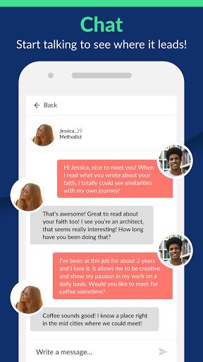 Upward: Christian Dating 2.7.0 Screenshots 4