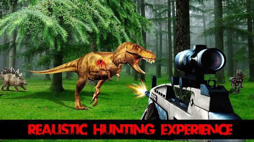 Dino Hunter: Dinosaur Hunter- Dinosaur Games 1.1 screenshots 8