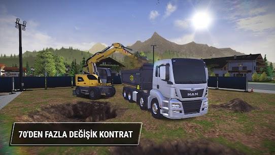 Construction Simulator 3 Hileli Apk Güncel 2021** 5