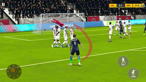 Real Soccer Strike: Free Soccer Games 2021 1.0.0 screenshots 11