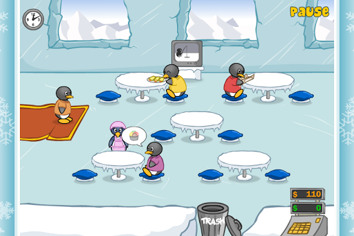 Penguin Diner 1.0.39 screenshots 3
