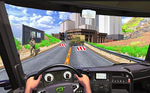 Mountain Truck Simulator: Truck Games 2020  screenshots 15