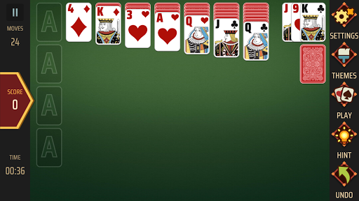 Solitaire 1.21 screenshots 5