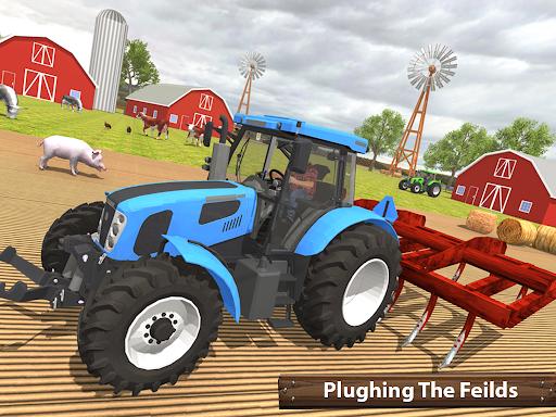 Organic Tractor Farming SIM: Mega Harvesting 3.0.3 screenshots 12