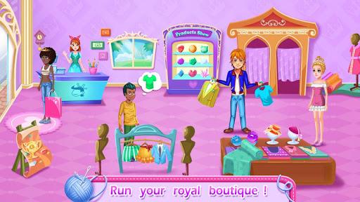 ud83dudccfu2702ufe0fRoyal Tailor Shop - Prince & Princess Boutique apkpoly screenshots 11