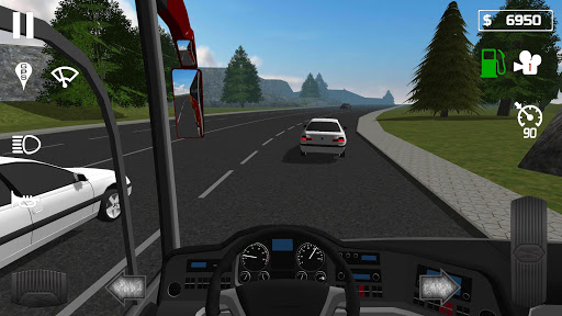 Public Transport Simulator - Coach APK MOD (Astuce) screenshots 5