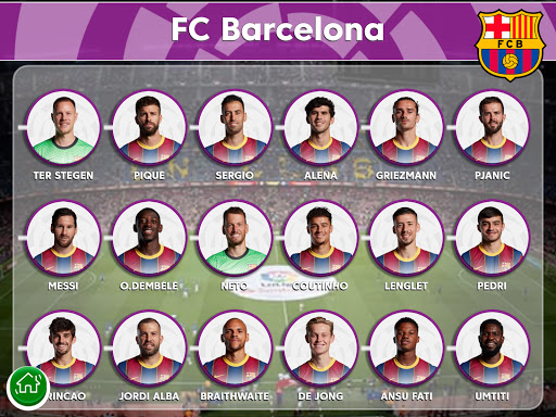 La Liga Educational games. Games for kids screenshots 22