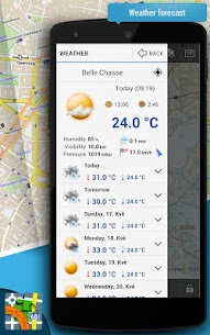 Locus Map Pro Apk- Outdoor GPS navigation and maps (Paid) 8