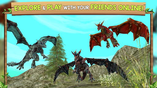 Dragon Sim Online: Be A Dragon  screenshots 20