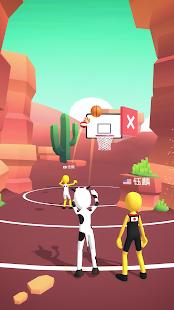 Five Hoops - Basketball Game screenshots 4