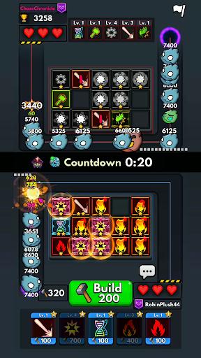 Merge Clash: TD Tower Defense Games  screenshots 1