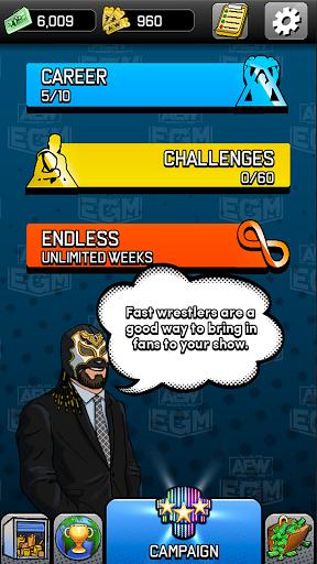 AEW Elite General Manager 1.0 screenshots 4