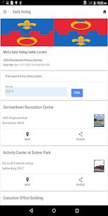 MoCo Voters App 1.0.9 Screenshots 6