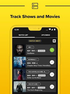 TV Time – Track Shows & Movies 4