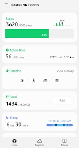 Download Samsung Health Monitor Apk For Android 1