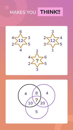 Math Games - Math Puzzles , Best Riddles & Games apkpoly screenshots 5