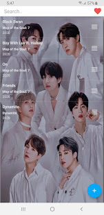 BTS Offline Song Lyrics