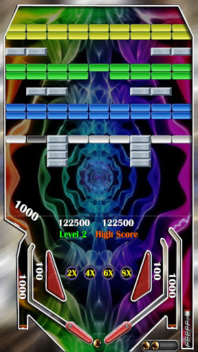 Pinball Flipper Classic 12 in 1: Arcade Breakout screenshots 3