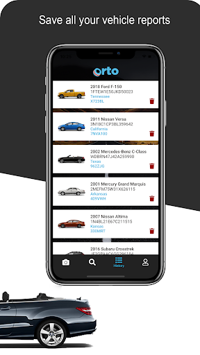 Free License Plate Lookup and Vehicle VIN Report  Screenshots 2